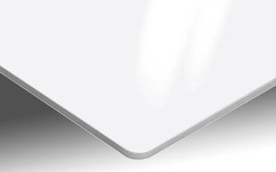 Votre panneau de bain sur support aluminium rendu glossy