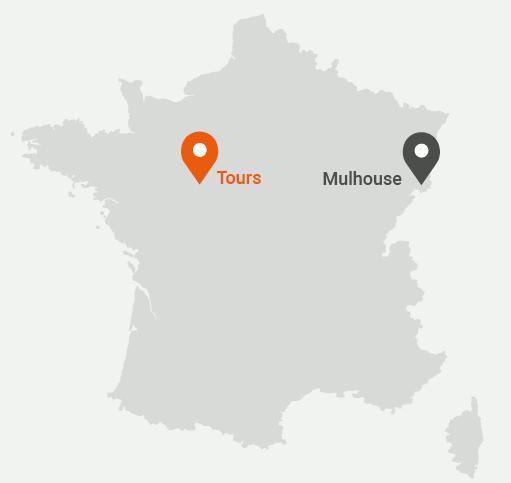 Production de crédences et panneaux en France