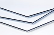 Support aluminium composite